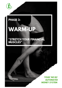 Financial Fitness Programme - Warm up