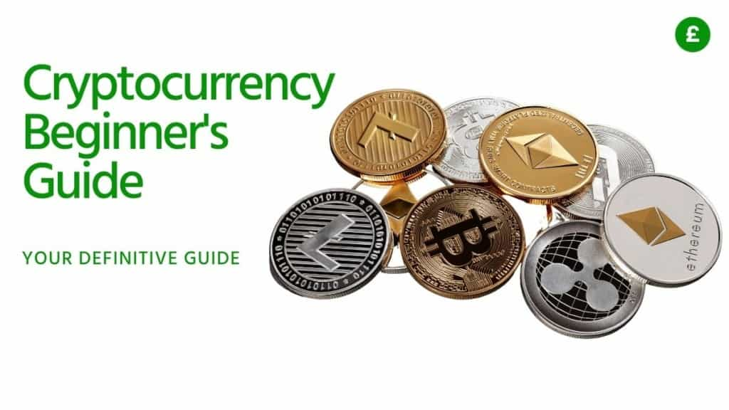 Nine different cryptocurrency coins including Bitcoin and Ethereum