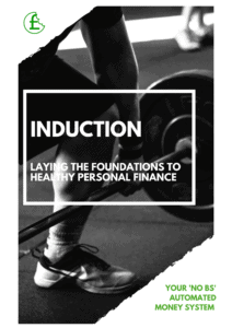 Financial Fitness Programme - Induction